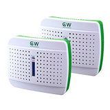 GW無線式水玻璃除溼機(小) E-333 (2入)