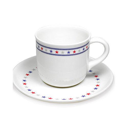 ~iSFun~美國星星~圓盤咖啡杯