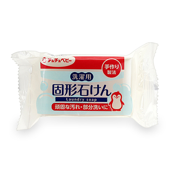 chuchu啾啾 嬰兒服專用手工洗衣皂