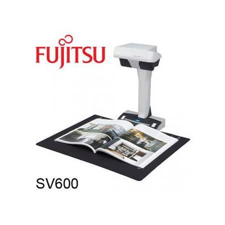 FUJITSU富士通 數位化掃描器(SV600)