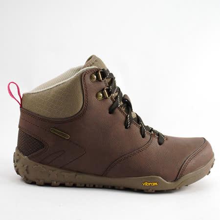 HI-TEC英國戶外運動品牌 / 防潑水抗滑機能運動鞋 CHERUBINO MID WP (女) O002635042