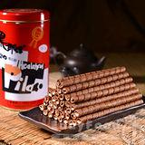 黑師傅捲心酥 黑糖/咖啡(400g) 任選6罐