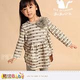 魔法Baby~俏麗甜美波波公主品牌~經典玫瑰花氣質洋裝/連身裙~女童裝~k30372