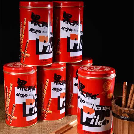 黑師傅捲心酥 (400g/罐) 任選3罐