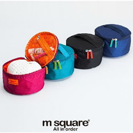 M Square 圓桶內衣/配件收納袋