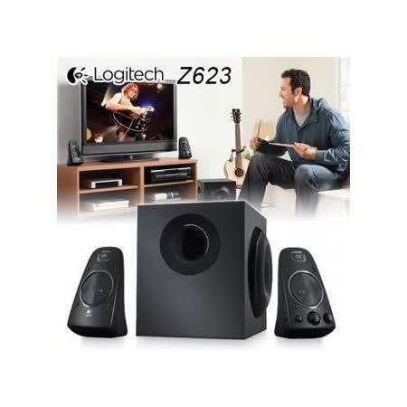 羅技 Logitech Z623 2.1 立體聲喇叭組