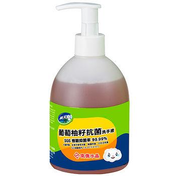 南僑水晶葡萄柚籽抗菌洗手液320g