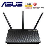 ASUS華碩 RT-AC66U 802.11ac 雙頻無線 450Mbps Gigabit 路由器