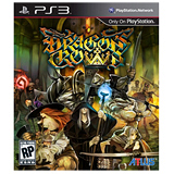 PS3 遊戲 魔龍寶冠 亞洲中文版