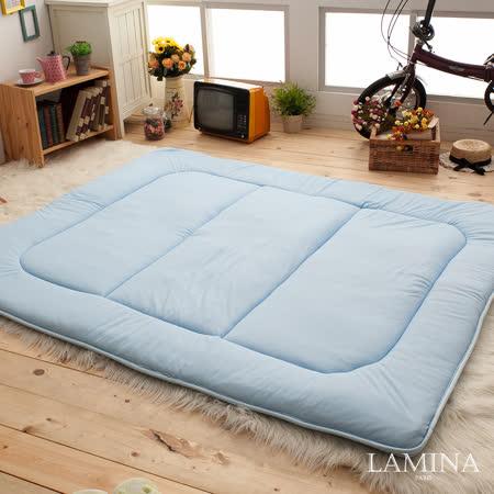 【LAMINA】防蹣抗菌日式床墊-單人