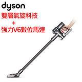 Dyson digital slim DC62 霧灰款 雙層無線手持吸塵器