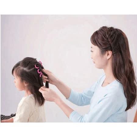 PS Mall 時尚美髮器 編髮器 波浪型盤發器盤髮器(大號)_ 2入 【H172】