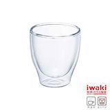 【iwaki】雙層耐熱玻璃杯 50ml