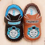 【童鞋城堡】湯瑪士小火車立體學步手工寶寶鞋TH86058