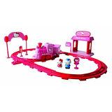 《 Hello Kitty 》火車軌道組