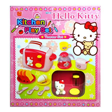 【Hello Kitty-家家酒系列】KT烤麵包機