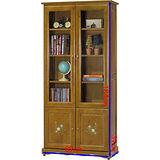 顛覆設計 安娜 3尺四門書櫃