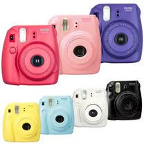 MINI 8 馬卡龍超值七件組合FUJIFILM Instax mini 8 拍立得相機(恆昶公司貨)