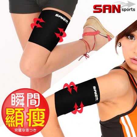 【SAN SPORTS】台灣製造SBR超彈束帶(2入) P265-02
