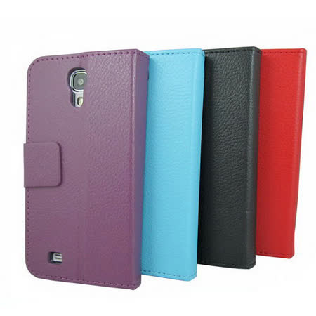 N12荔枝側翻款Samsung S4(i9500)手機保護皮套