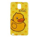 B‧Duck 黃色小鴨 Samsung Galaxy Note3 造型浮雕圖案晶鑽保護套 -黃色小鴨