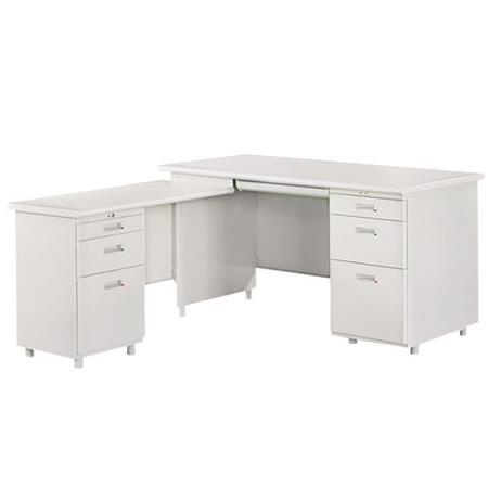 HAPPYHOME L型辦公桌Y102-1