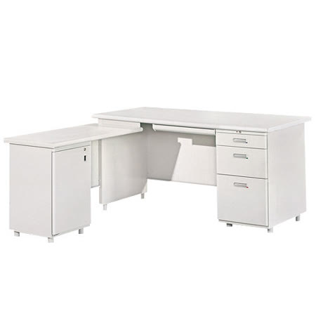 HAPPYHOME L型辦公桌Y102-2