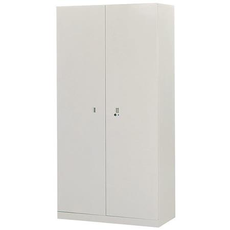 HAPPYHOME 雙開門單人鋼製衣櫃Y104-3