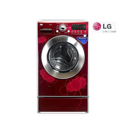 LG樂金12公斤DD直驅變頻 蒸氣滾筒洗衣機WD-S12TPR
