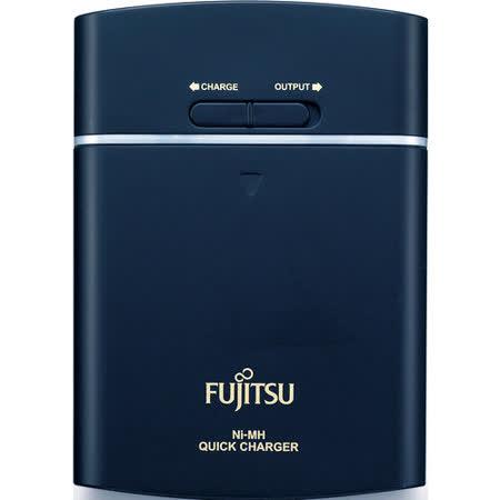 Fujitsu富士通 高容量充電電池(4入)+充電座 2450mAh  FSC341FX-B