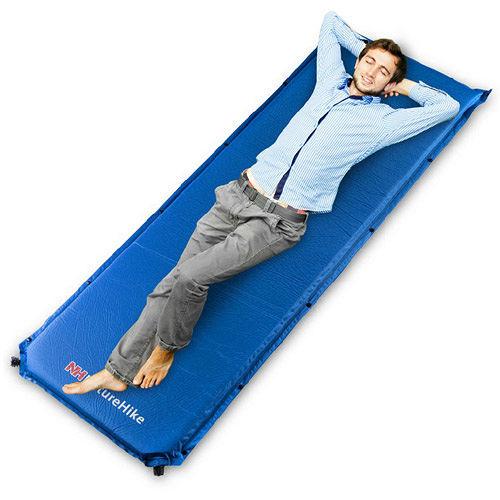 PUSH!戶外用品 超厚加長高彈設計雙氣嘴 睡墊 床墊 野餐墊 瑜伽墊