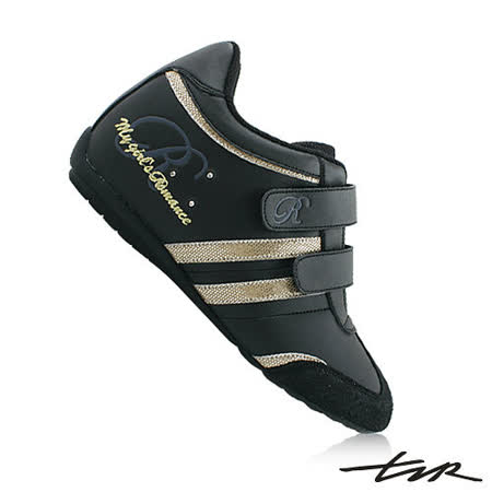 【T2R】摩登隱形氣墊增高鞋 黑 ↑7cm 5600-0056