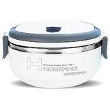 家魔仕 不鏽鋼單層隔熱餐盒-0.7 HM-1472