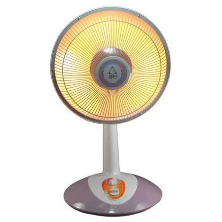 【鄉村】 12吋鹵素燈電暖器 S-3201T