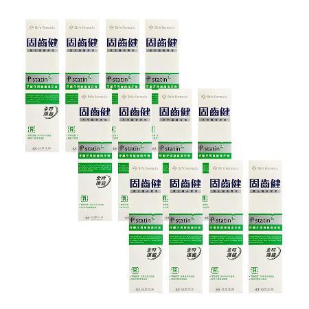 台塑生醫Dr's Formula固齒健-牙齦牙周雙護理牙膏120g(12條/組)