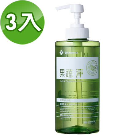 台塑生醫Dr's Formula果蔬淨420g(3瓶/組)