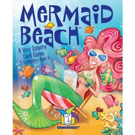 (任選) 諾貝兒益智玩具 歐美桌遊 美人魚海灘 Mermaid Beach (附中文說明)