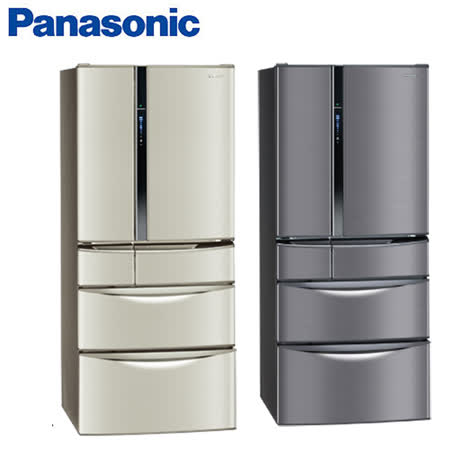 Panasonic 國際牌 560公升 六門 ECONAVI系列 電冰箱 NR-F567MV
