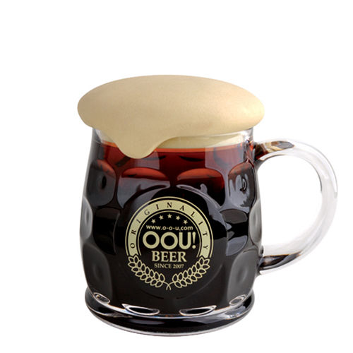 OOU_啤酒杯超大杯_黑啤