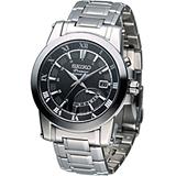 精工 SEIKO Premier 人動電能時尚腕錶 5M84-0AA0D SRN039J1