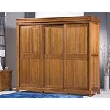 顛覆設計 海莉南洋檜木8*7尺衣櫥