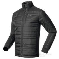 【瑞士 ODLO】男 新款 primaloft 防風防潑水保暖外套(雙面穿 僅460g)科技羽絨/超輕量透氣排汗/ 524562 黑