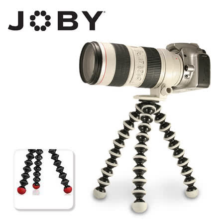 JOBY GorillaPod SLR-Zoom & Ballhead金剛爪單眼腳架 GP3 (附雲台)