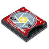 全新版本C-Ming Ultimate SDXC to TYPE II CF轉接卡(支援SONY單眼相機) - 加贈萬用保護貼