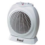 【ROYAL】恆溫調整電暖器(RH-120)(可擺頭)