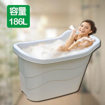 【開箱心得分享】gohappy《真心良品》四季風呂省水泡澡桶186L效果好嗎花蓮 遠東