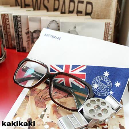 《Kakikaki》澳洲 國旗收納袋