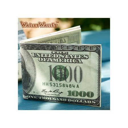 walletwallet 撕不破皮夾 美元