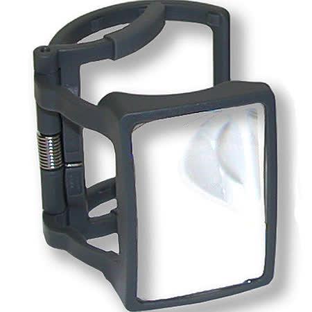 《CARSON》藥瓶光學級放大鏡(2.5x)