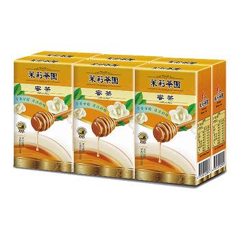 光泉茉莉茶園-蜜茶250ml*6入/組